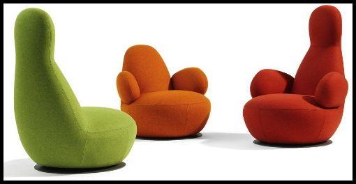 sırtlı puf koltuk modelleri