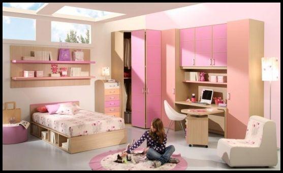 2019 Genç kız odası modelleri