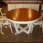 Açılabilir yuvarlak masa modelleri ve fiyatları