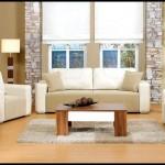 Alfemo mobilya beyaz oturma grubu