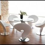 Beyaz yuvarlak masa modelleri ve fiyatları
