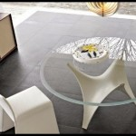 Cam yuvarlak masa modelleri ve fiyatları