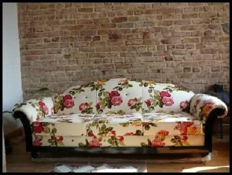Çiçek Desenli kanepe fiyatları