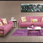 En modern alfemo mobilya oturma grubu