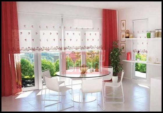 Franszı mutfak perdesi modelleri