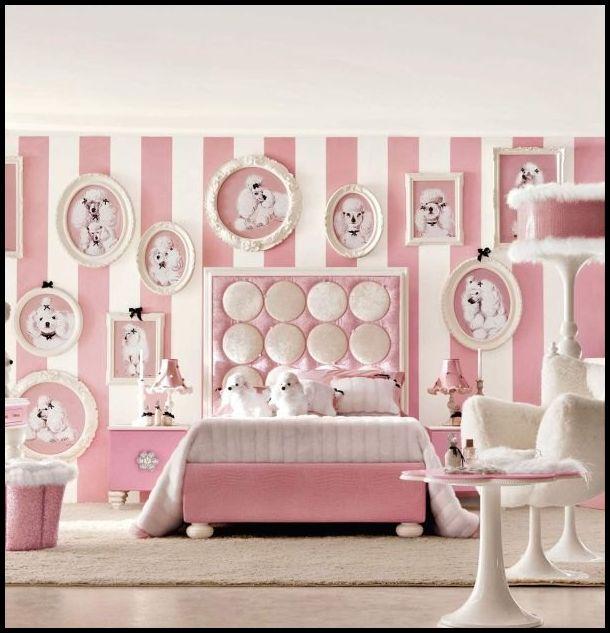 Genç kız odası modelleri