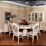 Klasik yuvarlak masa modelleri ve fiyatları