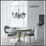 Lazzoni yuvarlak masa modelleri ve fiyatları