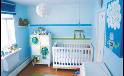 Bebek odası dekorasyonu için ilginç fikirler (kendin yap)