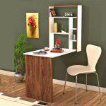 Koçtaş yemek masası duvara monte mina modeli