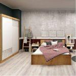 Tekzen fly grande yatak odası takımı