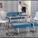 Koçtaş mutfak mavi masa takımları