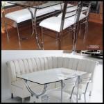 Mutfak cam masa takımları