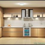 Tekzen mutfak dolapları modelleri