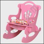 Çocuk sallanan sandalye