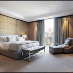 Dubleks yatak odası dekorasyonu