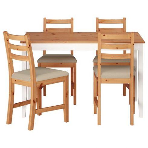 İkea masa sandalye takımı