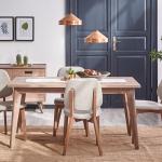 Kelebek mobilya modern yemek odası takımları sylva