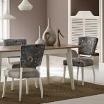 Kelebek mobilya yemek odası dekorasyonu keops