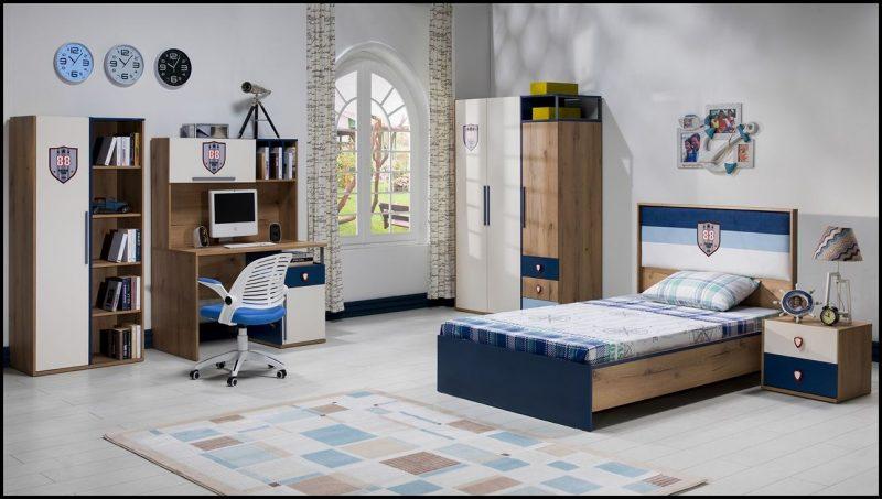 Yeni genç odası modelleri
