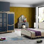 Ahşap yatak odası takımları bellavita