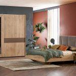 Alfemo yatak odası modelleri misty