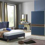 İpek mobilya yatak odası dekorasyonu impala
