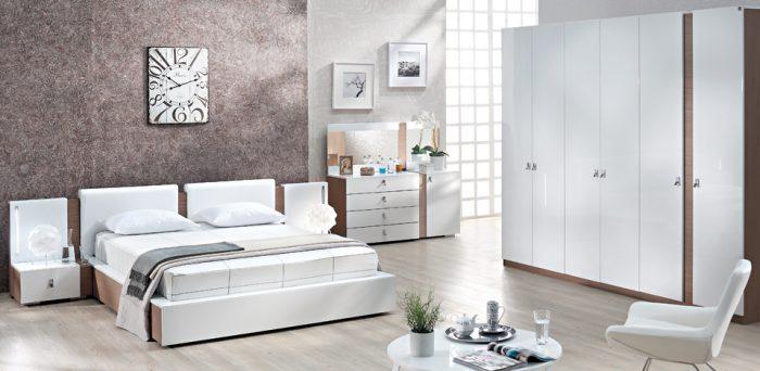Doğtaş Bianco Yatak Odası Takımı