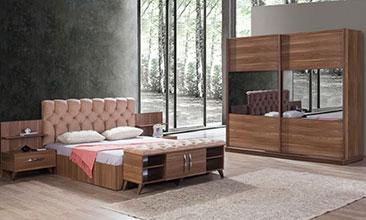 Vivense Moda Yatak Odası Takımı