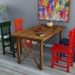 Vivense Moster Mutfak Masası Takımı