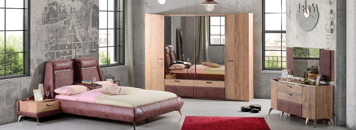 Alfemo Motto Yatak Odası Takımı