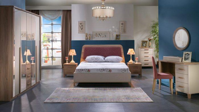 İstikbal Orleon Yatak Odası Takımı