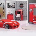 Weltew Red Car Çocuk Odası Takımı