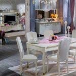 İstikbal rustik yemek odası takımı