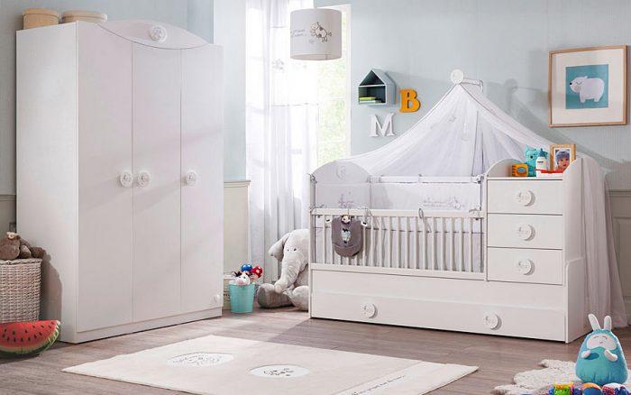 Çilek Baby Cotton Bebek Odası Takımı