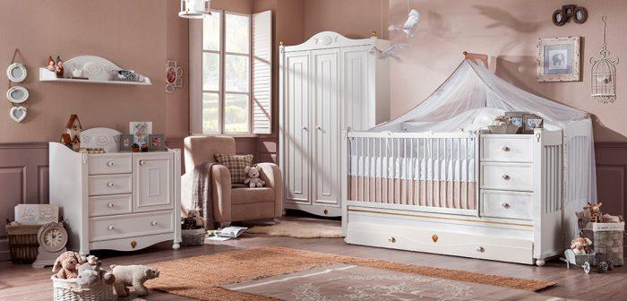 Çilek Mobilya Softy Lookbok Bebek Odası Modeli