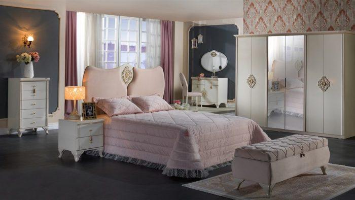 Mondi Vienna Yatak Odası Takımı