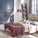 Kelebek mobilya ahşap yatak odası takımları sylva