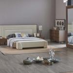 Kelebek yatak odası dekorasyonu cresida