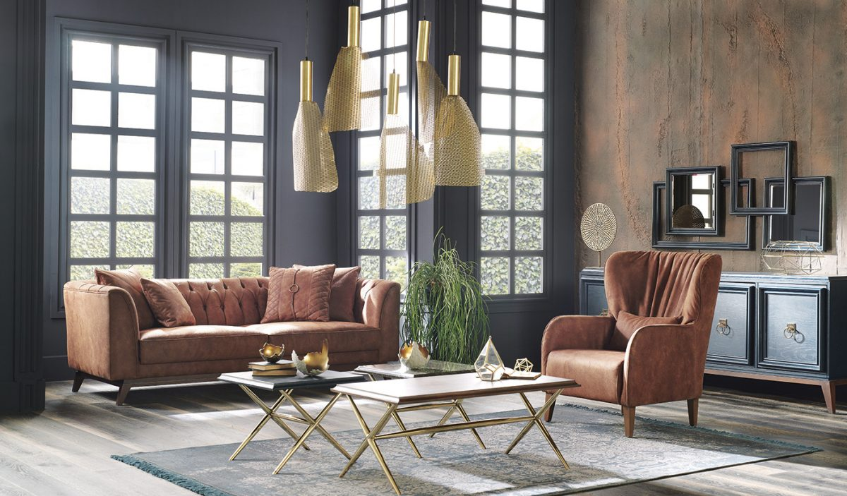 Enza home yataklı koltuk ürünleri elegante