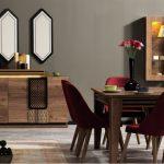 İpek estel yemek odası takımı