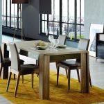 Alfemo ahşap yemek odası modelleri metropol style