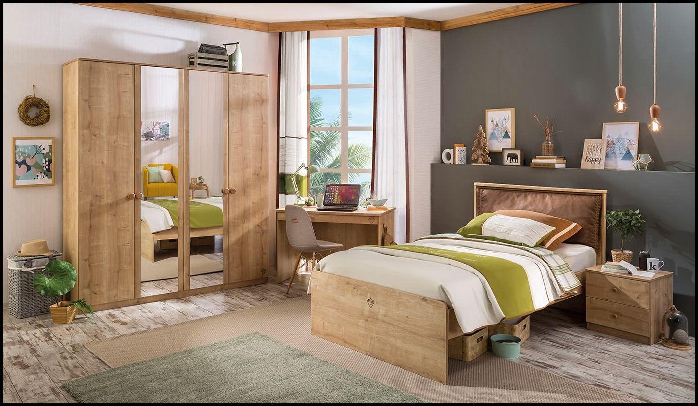 Çilek mobilya genç odası modelleri