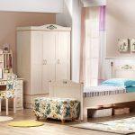 Çilek flora çocuk odası