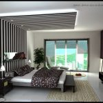 Yatak odası asma tavan örnek