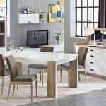Doğtaş mobilya yemek masası takımı briza modeli