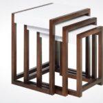 Kelebek mobilya sehpa çeşitleri 4516 zigon sehpa modeli