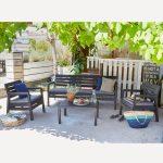 Koçtaş mobilya bahçe mobilyaları modelleri delano