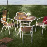 Bahçe mobilyaları sweet masa takımı