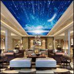 Gergi tavan salon